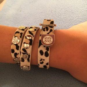 Rustic Cuff Meagen bracelet & wrap